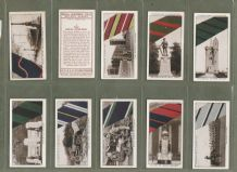 Collectable Tobacco cigarette cards Churchman's Well-Known Ties 2nd Series